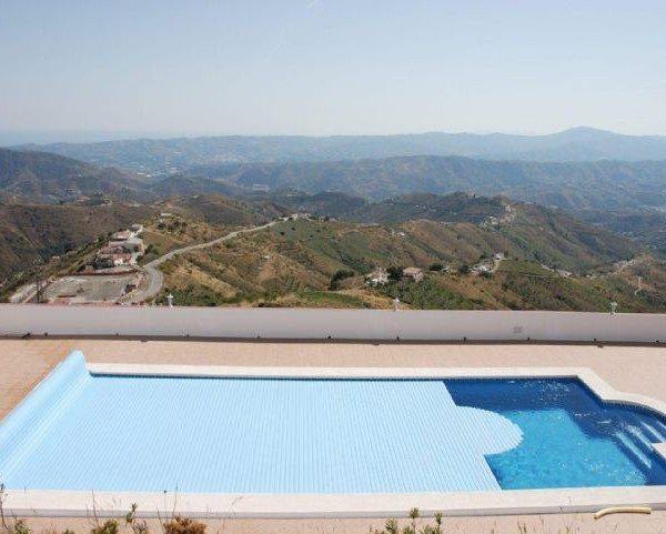 Cubiertas para piscinas piscinas athena for Piscinas athena