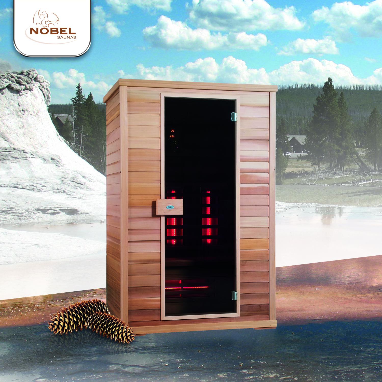 sauna nobel flex s130 piscinas athena. Black Bedroom Furniture Sets. Home Design Ideas