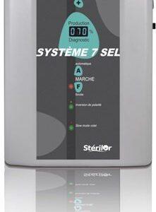 clorador salino Système 7 SEL 160m3