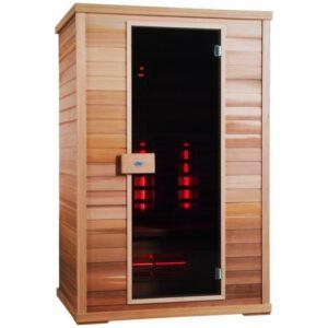 imagen Sauna de infrarrojos Nobel Flex s130