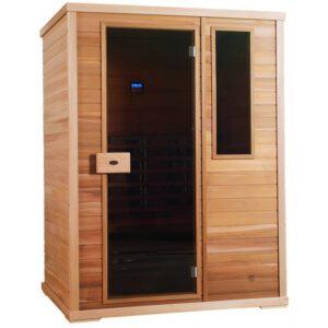 imagen sauna de infrarrojos nobel Flex s150