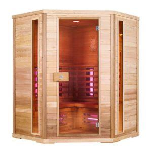 imagen Sauna de infrarrojos nobel flex s150c