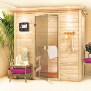 sauna finlandesa ronja