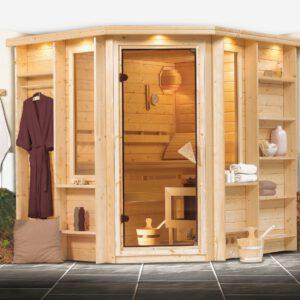 sauna finlandesa Cortona karibu