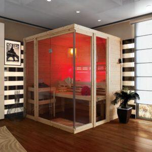sauna finlandesa paavo karibu