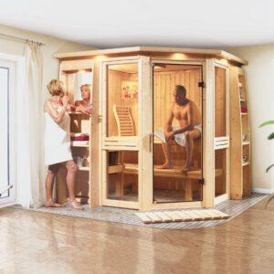 Sauna finlandesa Amelia
