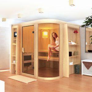 sauna finlandesa Parima 3 karibu