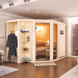 Sauna Finlandesa Sjard Karibu