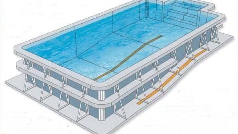 Piscinas prefabricadas precios piscinas athena - Comprar piscina prefabricada ...