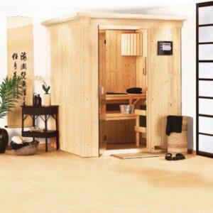imagen sauna finlandesa Norin