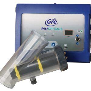 clorador salino Gre Salt Optimus 100m3
