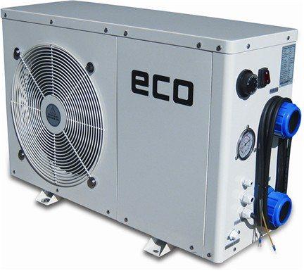imagen Bomba de calor piscina New Eco 7,5Kw