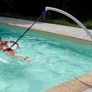 imagen arco de natación Alfa