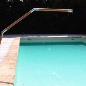 imagen arco de natación Beta