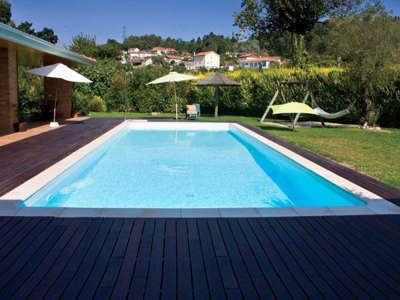 Piscina prefabricada 900cm x 450cm x 110cm piscinas athena for Piscinas athena