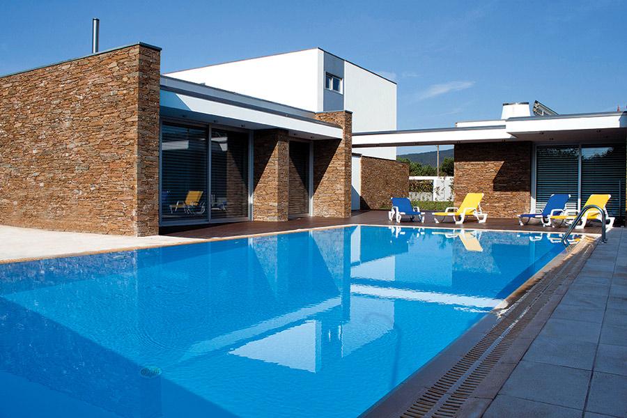 Modelos de piscinas prefabricadas piscinas athena - Piscinas prefabricadas de hormigon ...