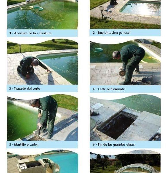Depuradora sin obra fb12 de filtrinov piscinas athena - Calefaccion sin obras ...