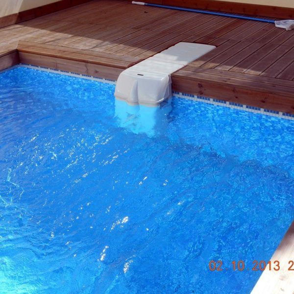 Depuradora sin obra mx25 de filtrinov piscinas athena for Piscinas sin obra