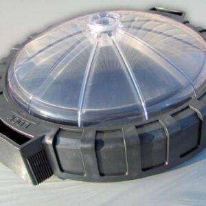 Filtro de arena fibra de vidrio bobinado 710 Side 20m3/H