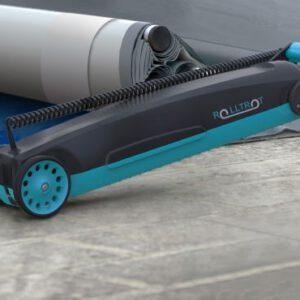 imagen enrollador electrico cubierta piscina roll trot