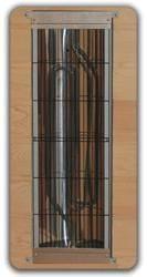 Calentador de Óxido de Magnesio, para la: transpiración, técnicas de relajación, desintoxicación, bajar de peso 5% IR-B, 95% IR-C Tiempo de calentamiento: 15 minutos