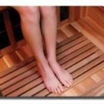 Calentador de carbono para pies