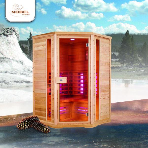 Sauna NOBEL FLEX S130 C