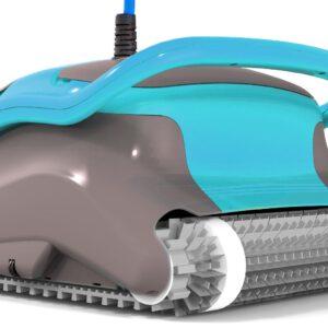 limpiafondos Dolphin Zenit 10 reverso
