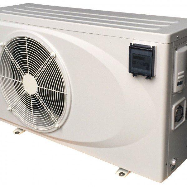 imagen bomba de calor premium