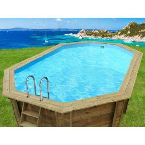 Piscinas de madera piscinas prefabricadas 96 157 03 26 for Piscina madera carrefour