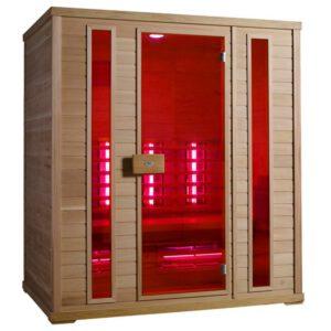imagen sauna nobel flex s180