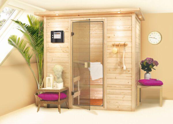 imagen sauna finlandesa ronja
