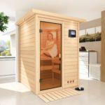 imagen Sauna finlandesa Nadja