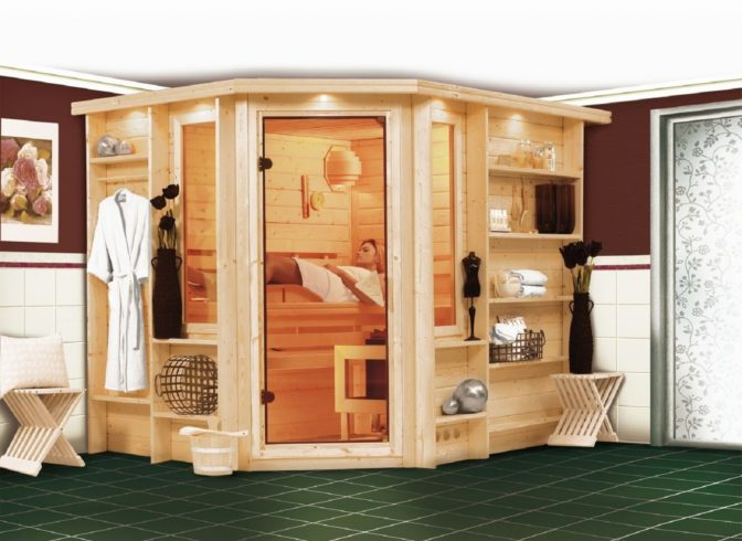 imagen sauna finlandesa riona karibu