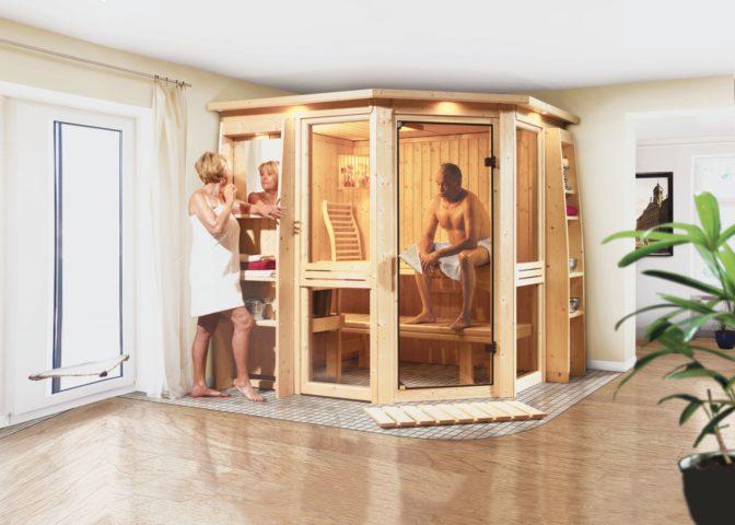 imagen Sauna finlandesa Amelia