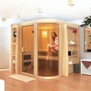imagen Sauna Finlandesa Parima 2 Karibu