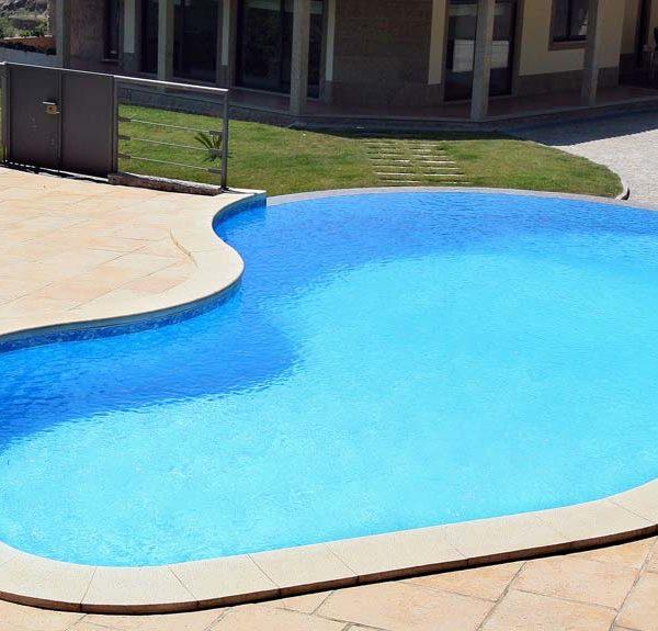 piscinas desbordantes prefabricadas de acero piscinas
