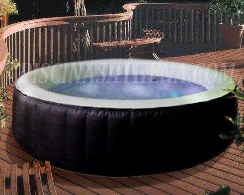 Spa hinchable venice para jard n o terraza piscinas athena for Muebles hinchables