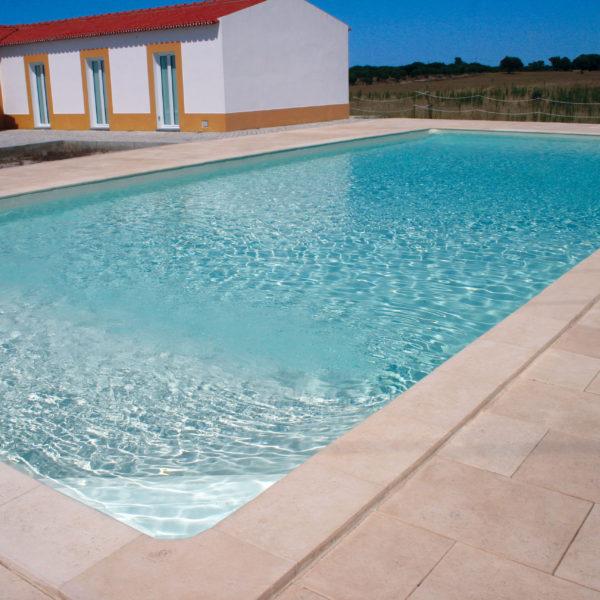 Escalera angular 2m x 1 10m para piscinas piscinas athena for Piscinas online ofertas