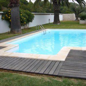 Piscinas prefabricadas de acero con hormig n piscinas athena for Piscinas athena