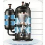 imagen compresor bomba de calor piscina nova inverter 7Kw