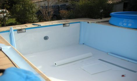 L mina armada para piscinas y renovaciones piscinas athena for Piscinas de pvc