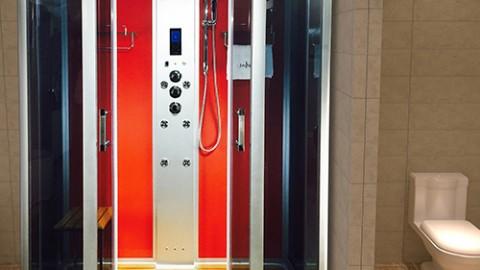 Personalización de las cabinas de hidromasaje Insignia