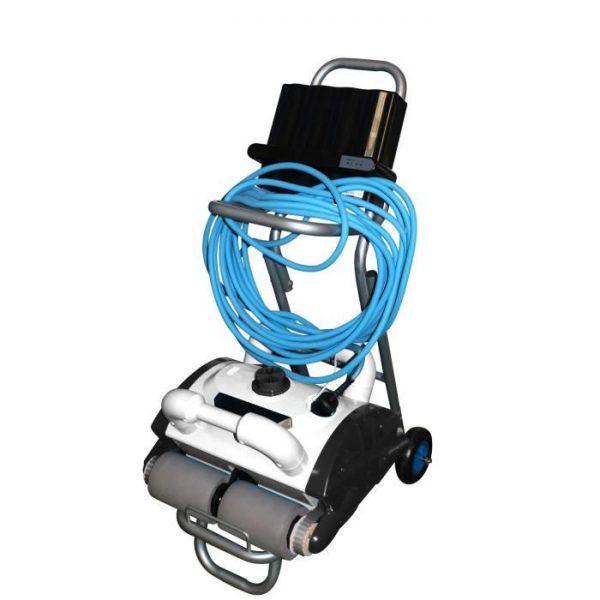 Limpiafondos para piscinas y robots electricos piscinas for Robot piscine solde