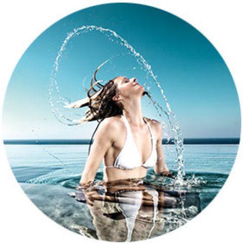 Filtración y limpieza de la piscina