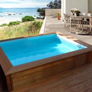 Piscinas prefabricadas piscinas de madera 96 157 03 26 - Piscinas prefabricadas precios ...