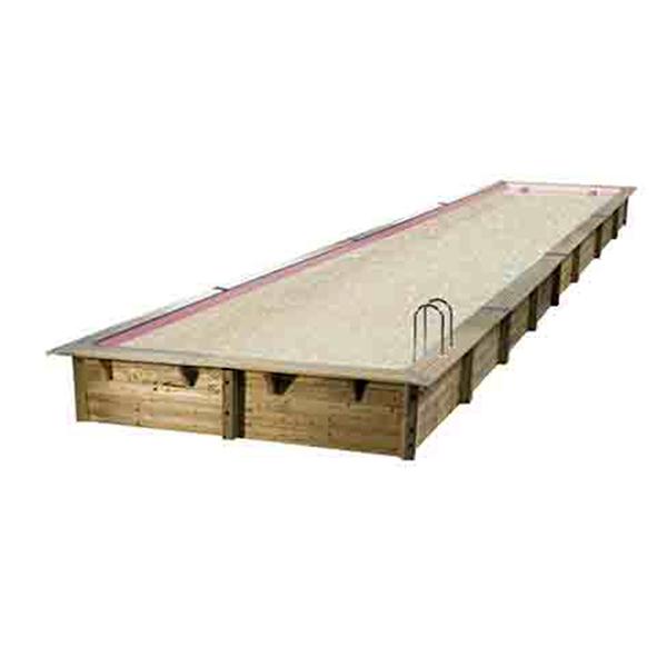 imagen piscina de madera 1550cm x 350cm x 140cm