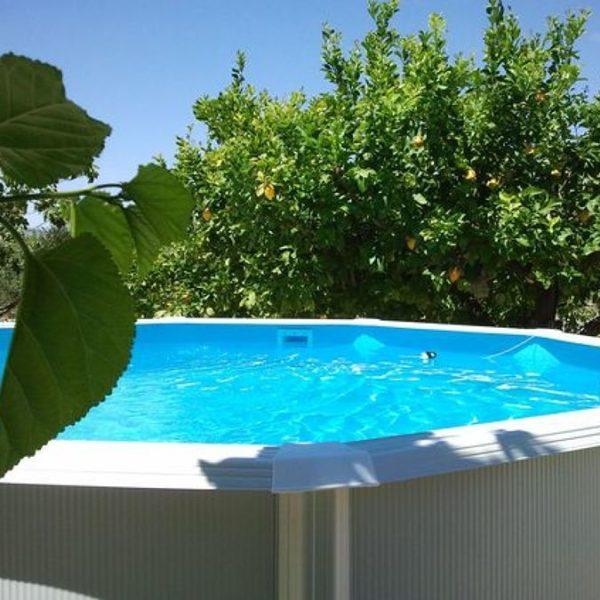 Liners piscinas elevadas fabricamos a medida piscinas athena for Piscinas plastico duro
