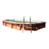 imagen piscina de madera 480cm x 330cm x 130cm