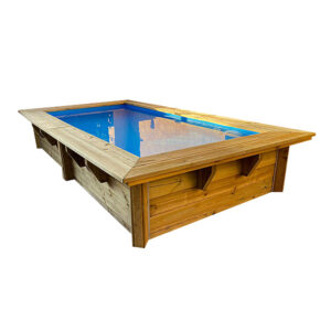 imagen piscina de madera Rect 3,50 (Principal) 11